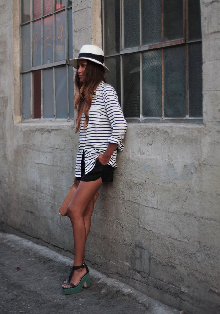 Sincerely, Jules: Nautical.