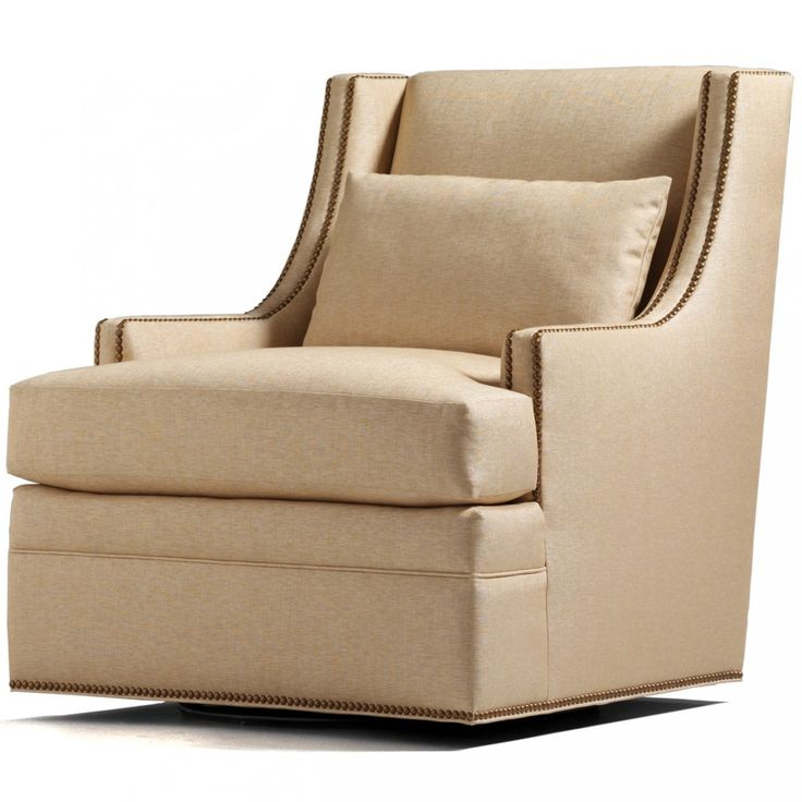Collin Swivel Chair Seat H 20.5