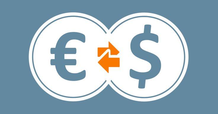 Symbols - Euro & Dollar