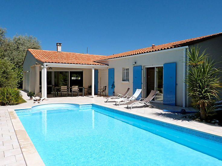 Location Île d'Oléron Interhome, location Maison de vacances Lannelongue à l'Île d'Oléron prix promo Interhome 1 957,00 €