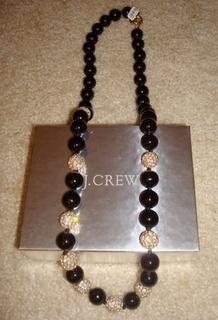 j crew necklace to diy