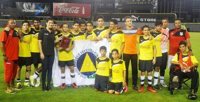 Babeque y Notre Dame, campeones de la fase capitaleña Fútbol Inter-Escolar 2016