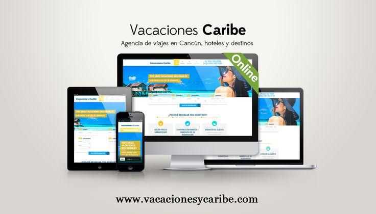 Una bienvenida a Vacaciones Caribe.  Agencia de viajes en Cancún, somos la mejor opción para vacacionar, hoteles, tours, paquetes, destinos, nosotros nos encargamos de realizar tus sueños.  www.vacacionesycaribe.com  #VacacionesCaribe #AgenciaDeViajes #Cancun #Hoteles #DestinosParaViajar #LasMejoresVacaciones #Tours #Paquetes #Sueños #LosMejoresDestinos #OfertasParaViajes #Destinos #Mexico #MrDigitalWeb