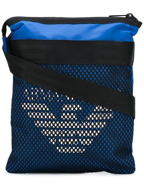 Armani Jeans 'Borsa' messenger bag