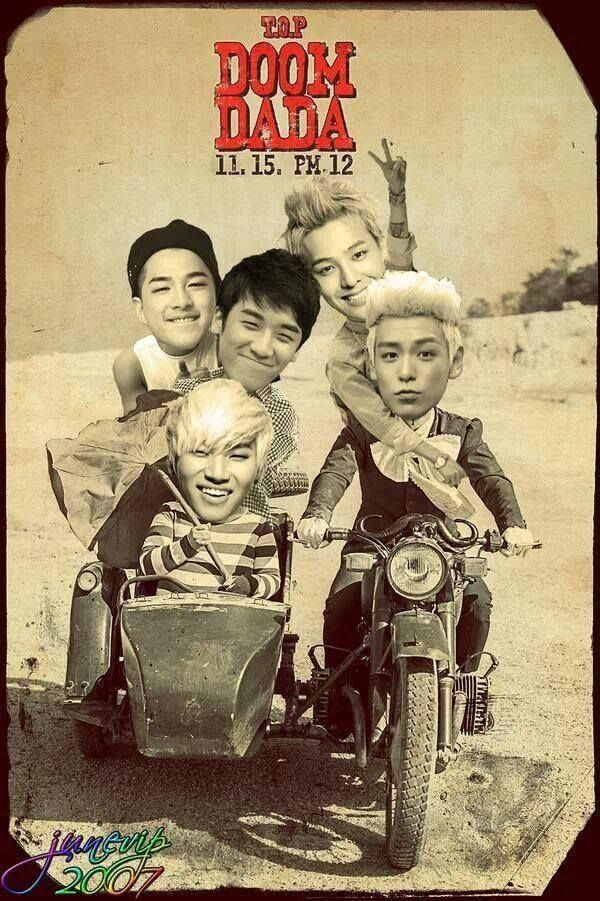 kpop meme LOL Big Bang :D