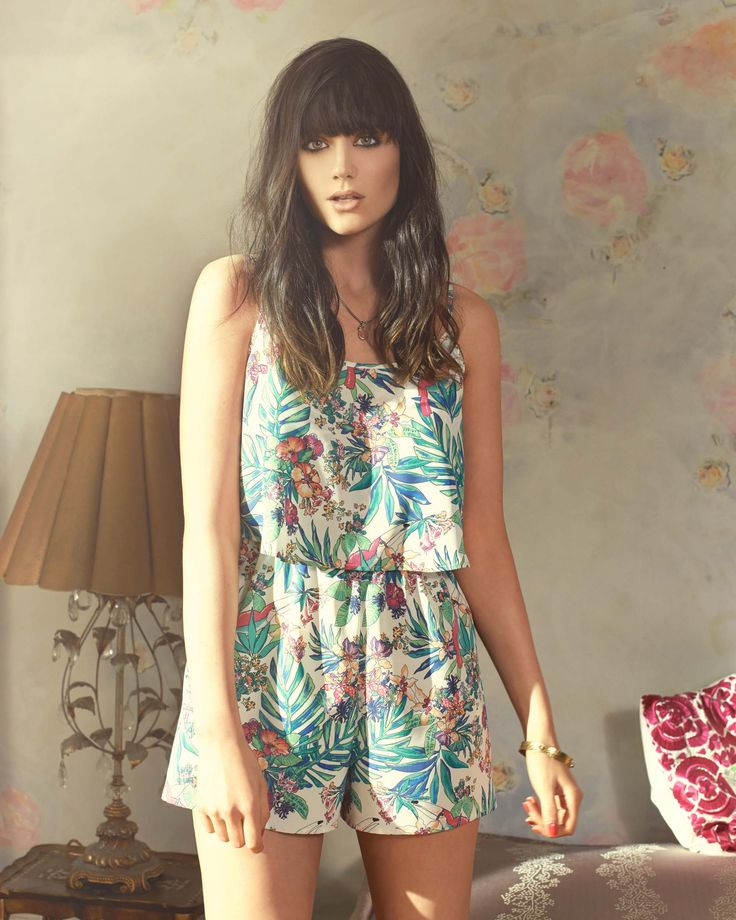 Lilah Parsons for Very.co.uk