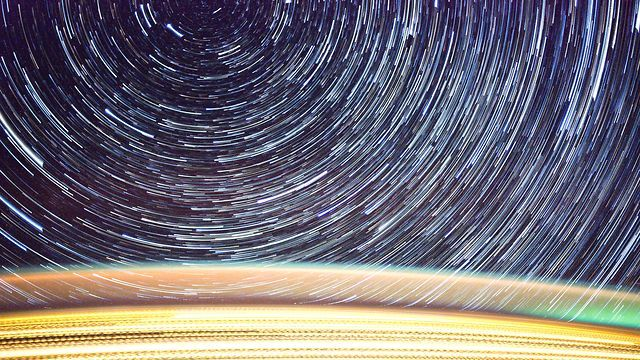 VIDEO: The Stars as Viewed from the International Space Station, Awesome Track too!