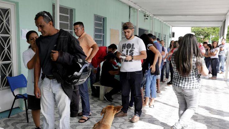 #Brésil: ruée sur les vaccins anti-fièvre jaune - RFI: RFI Brésil: ruée sur les vaccins anti-fièvre jaune RFI media Les centres de…