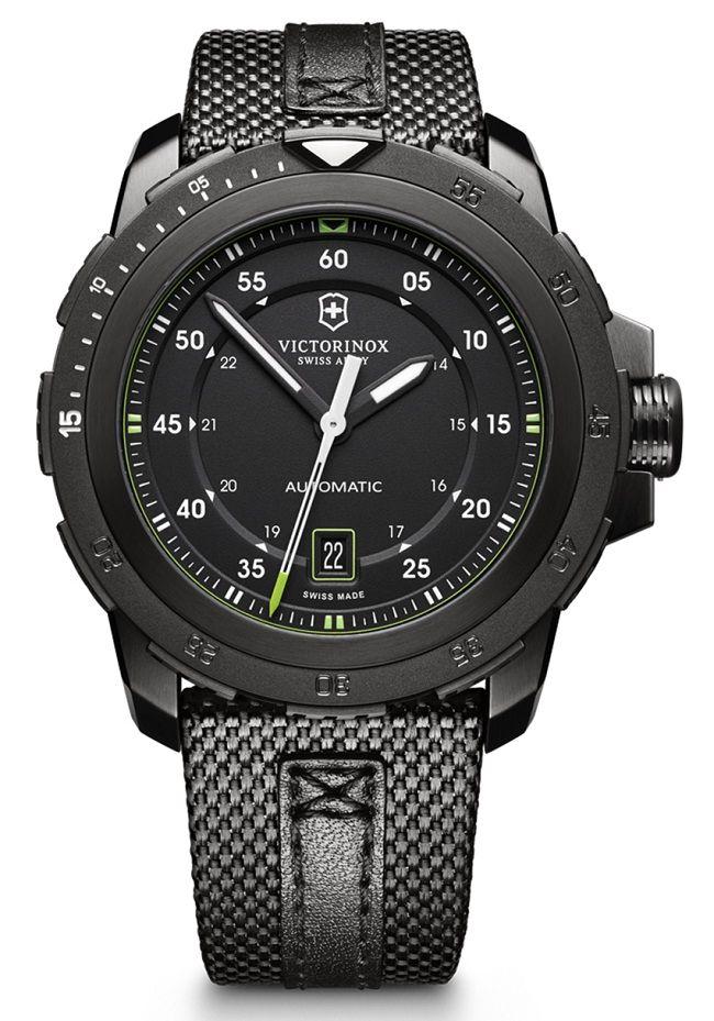 Victorinox Swiss Army Alpnach Mechanical – Современные функциональные часы Викторинокс | LuxuriousWatches.ru