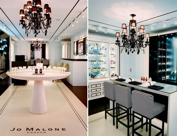 Jo Malone Flagship Store In NYC On I Love Lime, Basil And Mandarin. We  Bought Ginger Biscuit From Her Limited Edition Collection.
