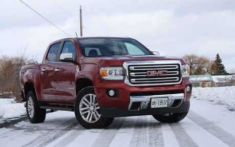2017 GMC Canyon - Tests, news, photos, videos and wallpapers - The Car Guide