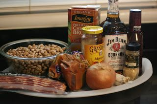 bourbon baked beans ingredients