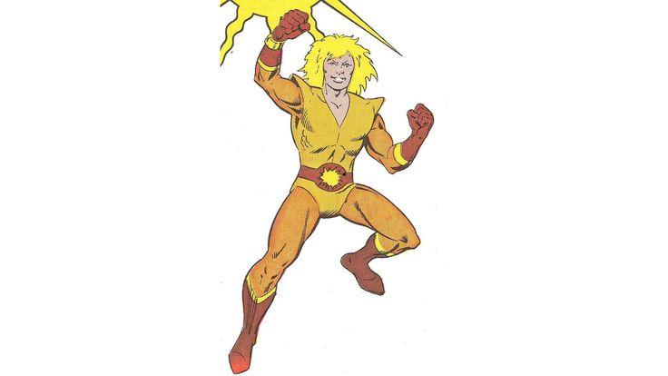 Solar Man (1991) / 15 Superhero TV Shows That Almost Happened / MasksandCapes.com