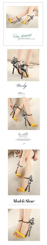 Новый 2014 Eur женщины личность свадебные высокие каблуки красочные бабочки туфли на высоком каблуке сандалии туфли на высоком каблуке с бантом ну вечеринку обувь женщины свадебные туфли на высоком каблуке, принадлежащий категории Насосы и относящийся к Обувь на сайте AliExpress.com | Alibaba Group