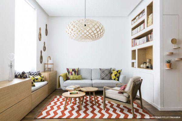 Dva slatka, mala francuska stana | Uređenje doma