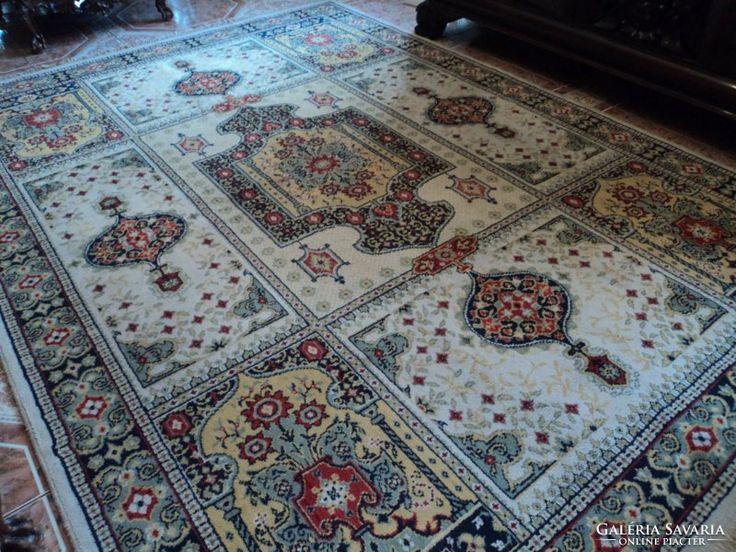 Eladó gyönyörű perzsa szőnyeg 230x330-cm
