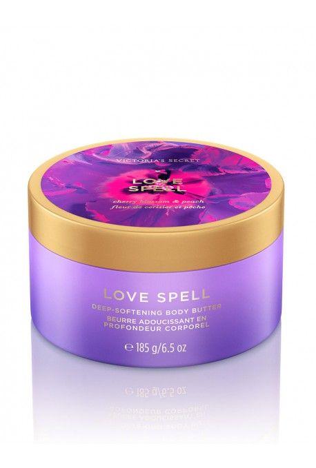 Lasa-te cuprinsa de magia dragostei cu untul de corp Love Spell de la Victoria`s Secret!  Iepurasul iti aduce saptamana aceasta un discount de 15 % la toata gama VS! www.pinq.ro #victoriassecret