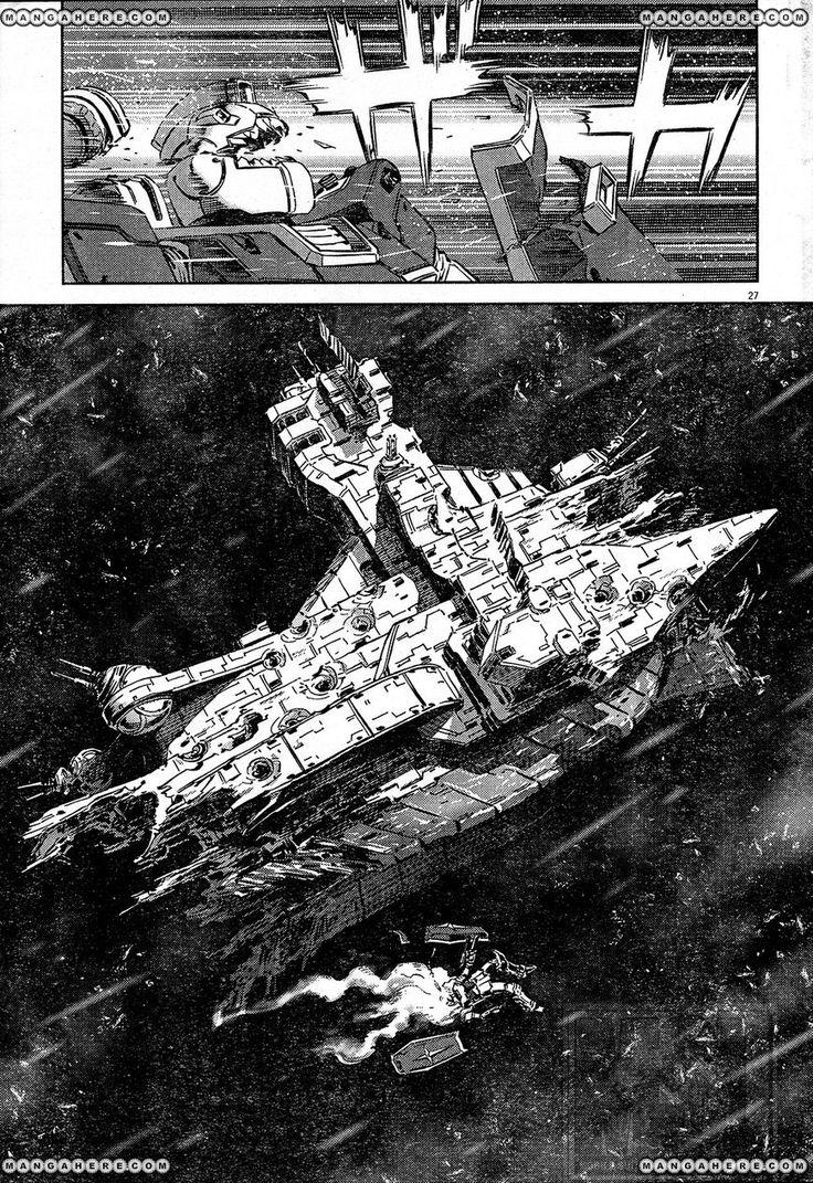 Kidou Senshi Gundam Thunderbolt 1 Page 25