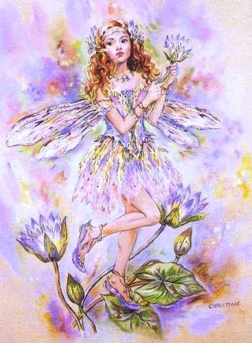 still prancing fairies