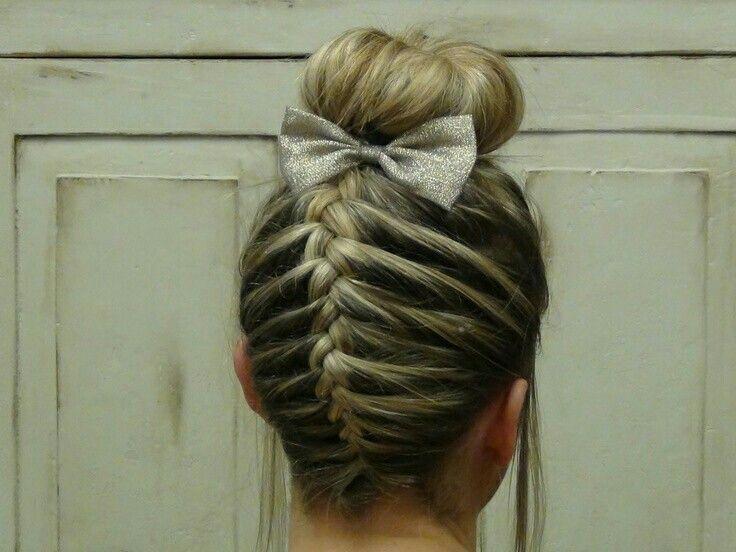 Cheerleader Hair Styles: Best 20+ Cute Cheerleading Hairstyles Ideas On Pinterest