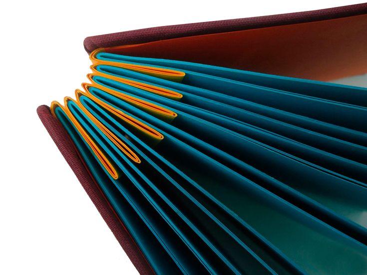 Arte no Papel, bookbinding.