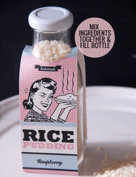 Rice Pudding in a Bottle | Funkytime
