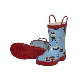 Kids Funky Dinosaur botas de agua LXJCPM