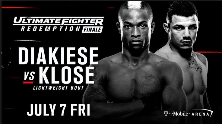 #ICYMI last night Drakkar Klose @drakkar_klose defeated #MarcDiakiese via split decision (29-28 28-29 29-28) at the finale of #TheUltimateFighter in Vegas. Did you see the #fight? What did you think of it?  #TUF  #MMA #UFCNews #mixedmartialarts #mmanews #mlmma #mustlovemma  #combatsports #kickboxing #bjj #wrestling #martialarts  #susancingari #welterweight #tuf25 #teamgarbrandt #teamdillashaw #ultimatefightingchampionship  #twitter  #limavstaylor #fight #tuffinale #danawhite #ufc…