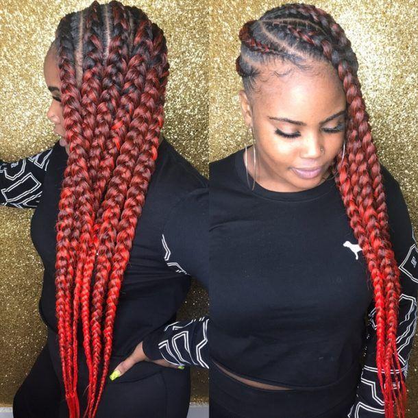 23 Best Lemonade Braid Hairstyles Images On Pinterest