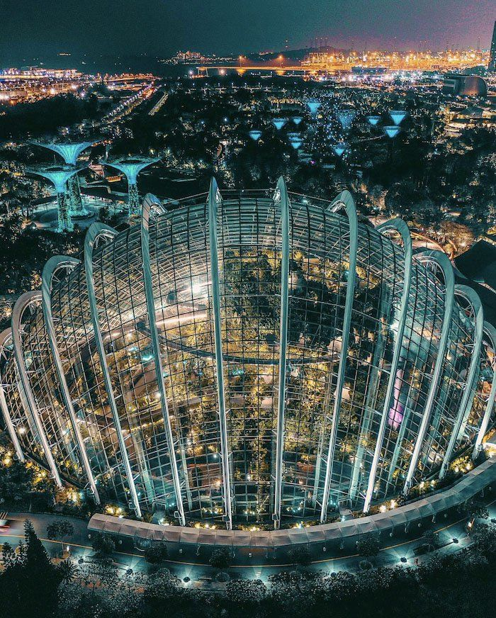 Singapore Is A Futuristic City From 2050 In This Album That S