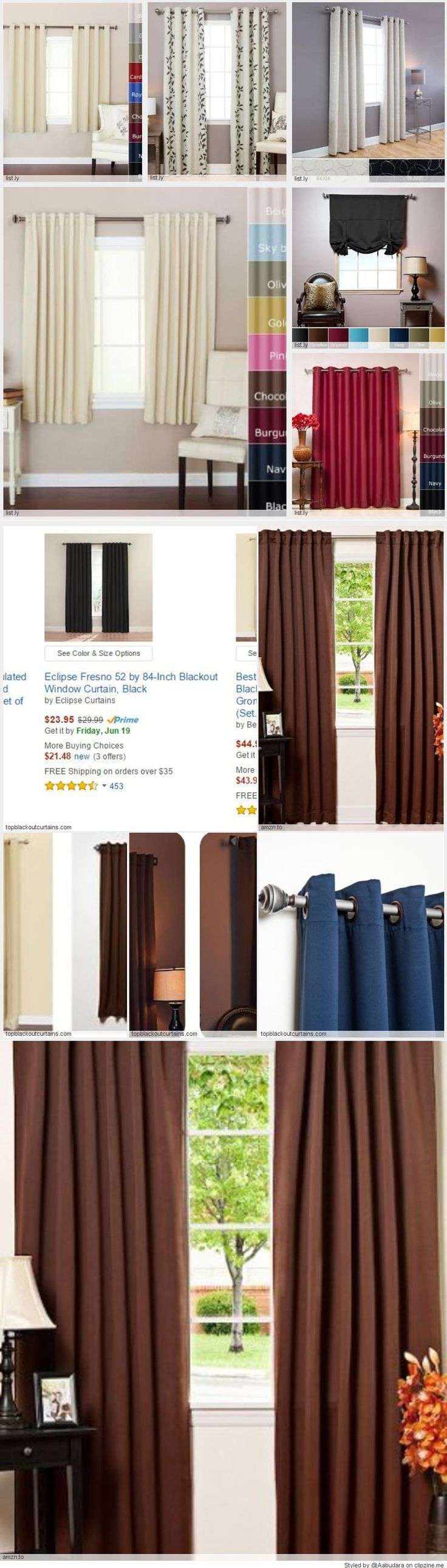 Best 25 blackout curtains ideas on pinterest bedroom blackout curtains window curtains and for Best blackout shades for bedroom