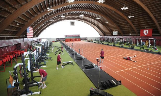 Palmer Dixon Strength an Conditioning Center at Harvard
