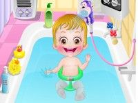 Play Baby Hazel Skin Care on Topbabygames.com. It is skin care time!!Being winter, Baby Hazel's skin is turning too dry and cracking all over.  She needs an urgent skin treatment to get back the glow and softness she used to be.