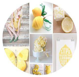 lemon zest color - photo #37
