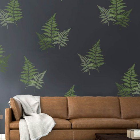 Wall Painting Stencils, Stencil Designs For DIY Wall Decor. Reusable  Stencils For Walls. Part 89