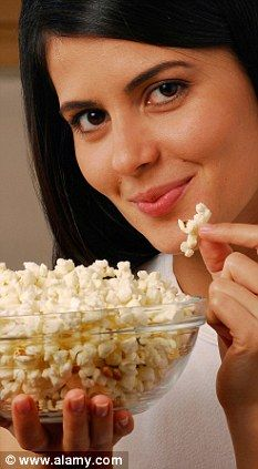 YES! :: Forget your five-a-day: Popcorn has 'more antioxidants than fruit and vegetables'