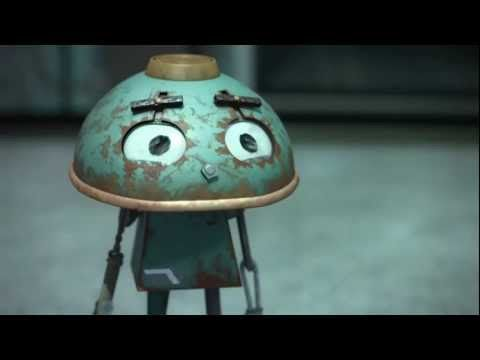 ▶ Origins (HD) See what happens when a Robot meets Nature (Ringling) - YouTube