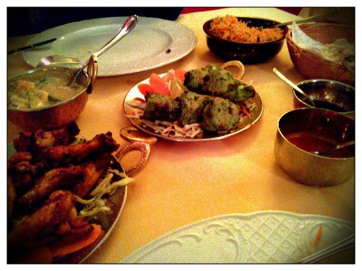 Ottima #cena #indiano al Buddha Indian Restaurant di #Treviso