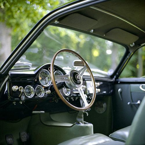 92 Best (( VINTAGE CAR DASHES & INTERIORS )) Images On