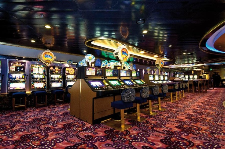 Oceana - Part of the casino #Cruise