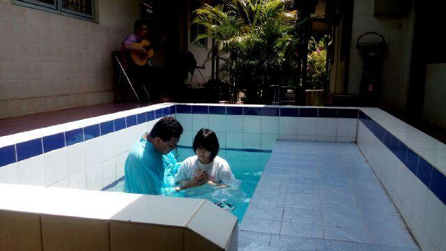 Baptize in Christ 2014