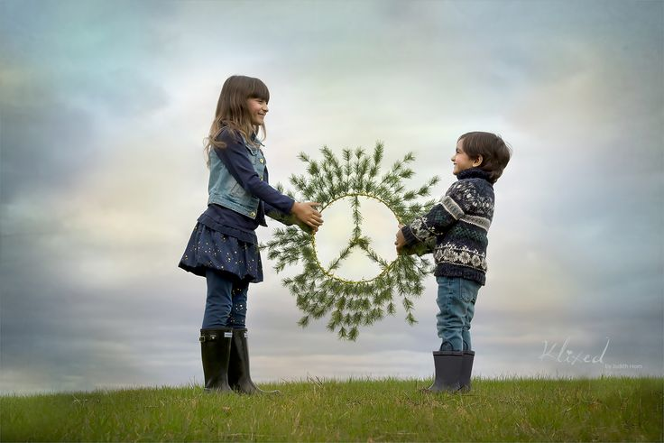Peace!  Here! Everywhere! Now! Always!  May your holidays be peaceful and your new year happy!