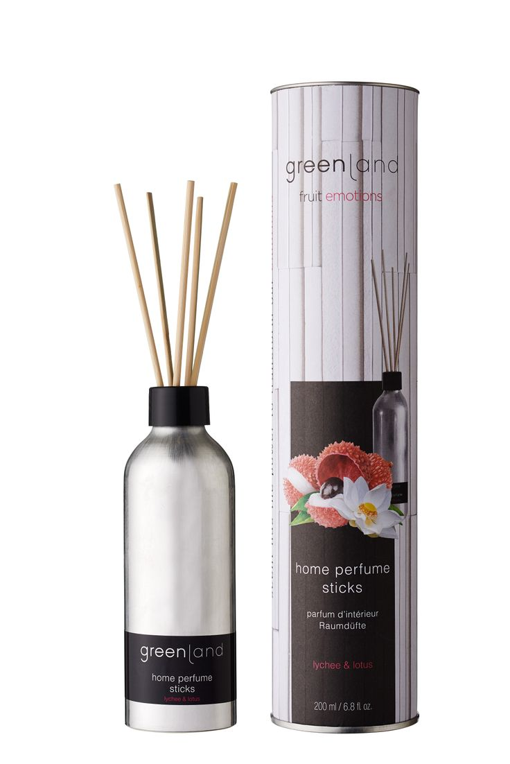 Home Perfume diffuser with a scent combination of Lychee and Lotus. For an ultimate relaxation experience in your home.