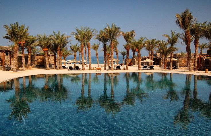 Main Pool, Six Senses Zighy Bay, Oman. © Travel+Style