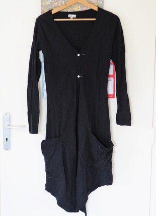 À vendre sur #vintedfrance ! http://www.vinted.fr/mode-femmes/autres-pull-overs-and-sweat-shirts/50521180-gilet-long