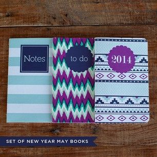 May Designs! These are the best journals and planners. They have tons of different designs to choose from and you can add a monogram or anything you want to the front! Love them!