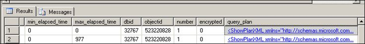 Query Execution Plan from XML to Graphical View