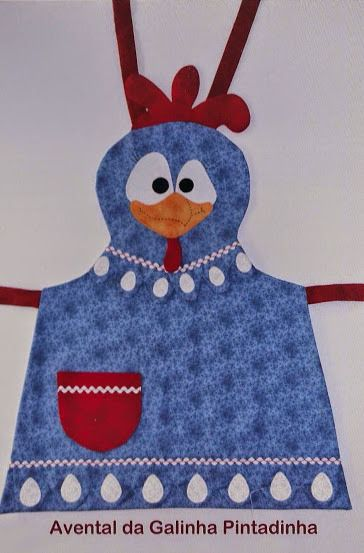 Chicken Apron - pretty nice Flickr -