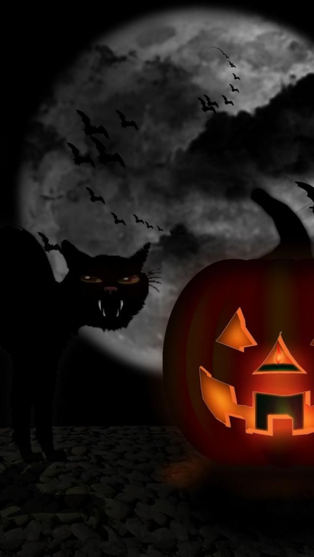 Animated Halloween Wallpapers Group Free For