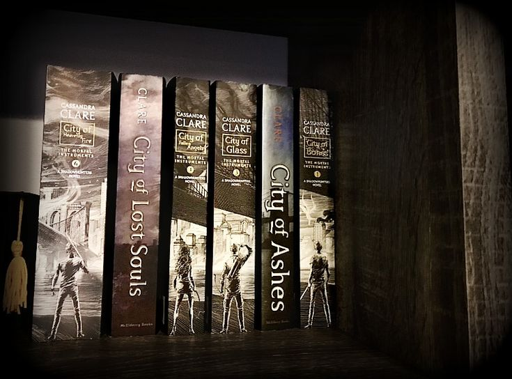 The Mortal Instruments   Book Review